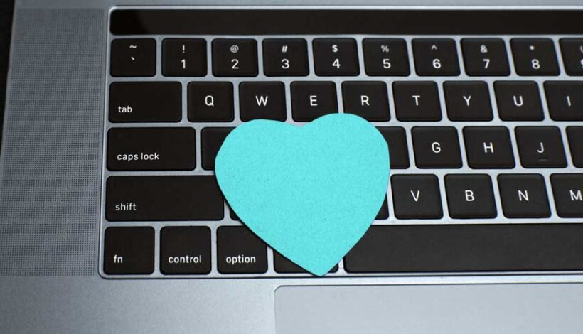 cuore laptop