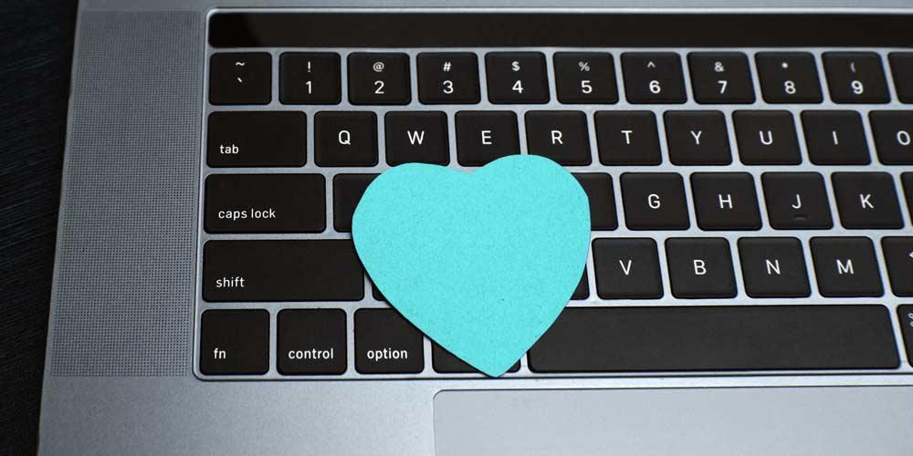cuore laptop
